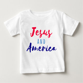Jesus and America T-Shirt