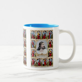 Jesus and the Apostles mug