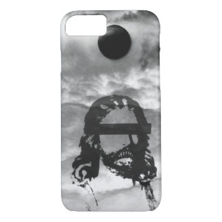 Jesus and the moon iPhone 7 case
