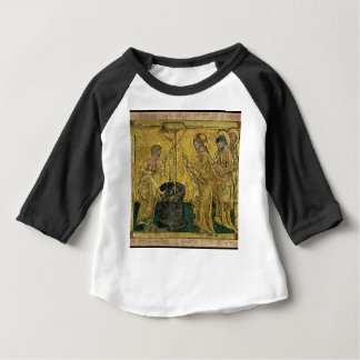 Jesus and the Samaritan Woman at the Well Baby T-Shirt