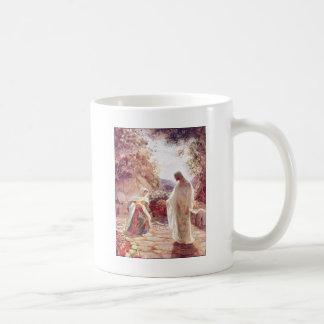 Jesus Appears To Mary Magdalene Mugs