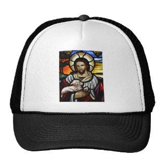 Jesus as The Good Shepherd Portrait Cap