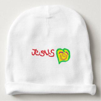 'Jesus' Baby Beanie