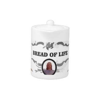 Jesus bread of life logo