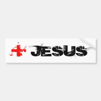 +Jesus Bumper Sticker