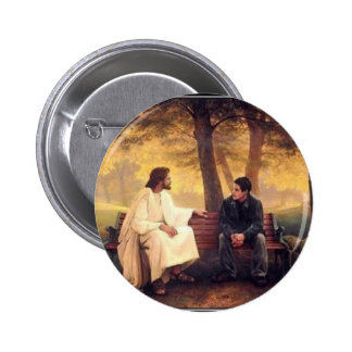 Jesus Cares For Me Pin