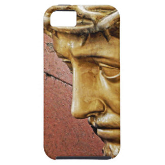 Jesus carrying the cross iPhone 5 covers