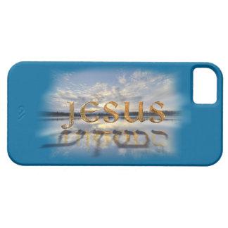 Jesus iPhone 5 Cases