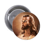 Jesus Christ Button