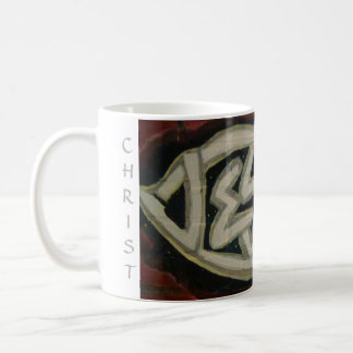 Jesus Christ Classic White Mug, 11 0z. Coffee Mug