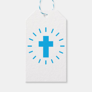 Jesus Christ Cross Gift Tags