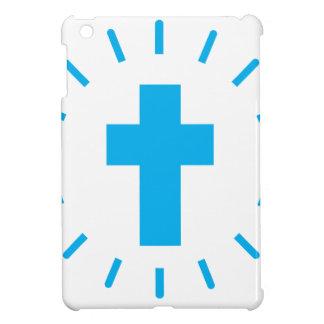 Jesus Christ Cross iPad Mini Cover