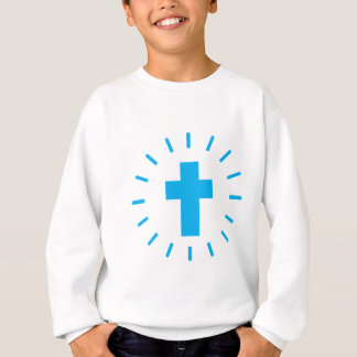 Jesus Christ Cross Sweatshirt