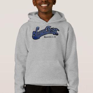 Jesus Christ Customs sweatshirt