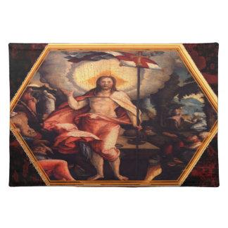 JESUS CHRIST FAITH PLACEMAT