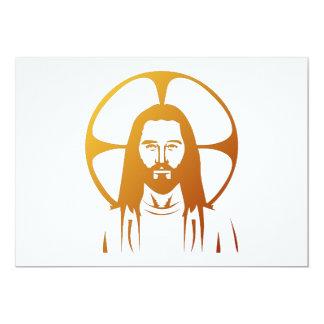 Jesus Christ : God bless you Invitation