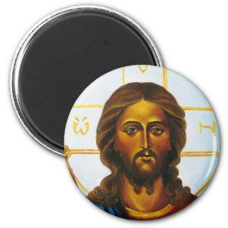 Jesus Christ Icon Magnet