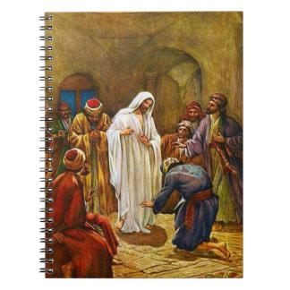 Jesus Christ Notebook