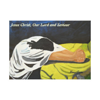 Jesus Christ, Our Lord and Saviour Canvas Canvas Print