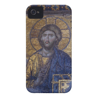 Jesus Christ Pantokrator iPhone 4 Case-Mate Cases