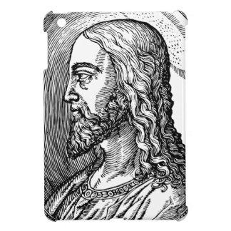 Jesus Christ profile iPad Mini Cover