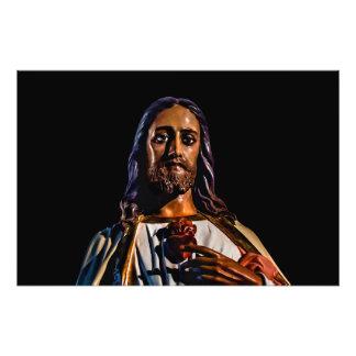 Jesus Christ Sculpture Photo