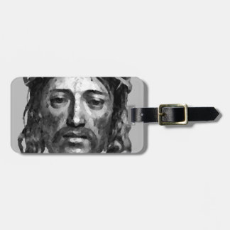 Jesus Christ Th Messiah Christian Art Luggage Tag