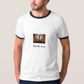 jesus christ, thank you T-Shirt
