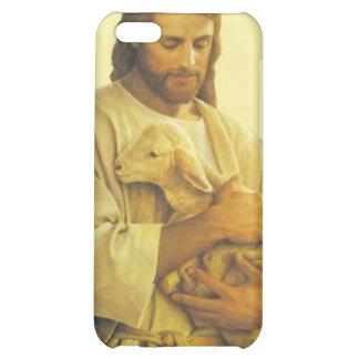 Jesus Christ the Good Shepherd iPhone 5C Cover