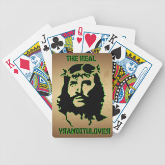 JESUS CHRIST - THE REAL REVOLUTIONARRY BICYCLE PLAYING CARDS