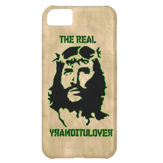 JESUS CHRIST - THE REAL REVOLUTIONARY iPhone 5C CASE