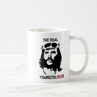 Jesus Christ True Revolutionary Coffee Mug