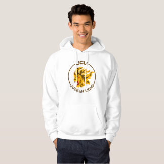 Jesus Christ University Judean Lions Mens Hoodie