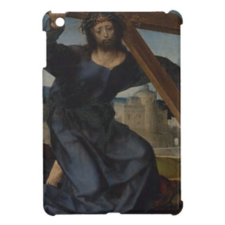 Jesus Christ With Cross Case For The iPad Mini