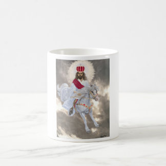 Jesus Christ's Second Coming Coffee Mug