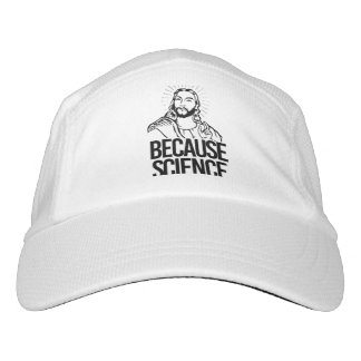 Jesus Concurs - Because Science - - Pro-Science -. Hat