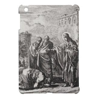 Jesus Confronts 12 Apostles iPad Mini Case