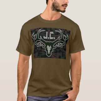 Jesus Country Trophy Head Digi Cam T-Shirt