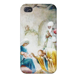 Jesus Cover For iPhone 4