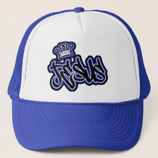 JESUS ,CROWN 3 CAP