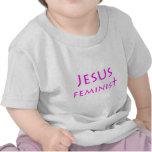 Jesus Feminist T-shirt