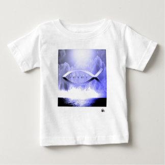 Jesus fish 1 baby T-Shirt