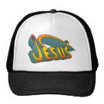 Jesus Fish Nail Cap