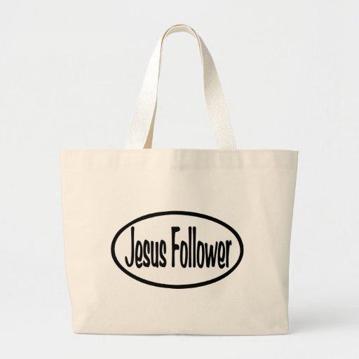 Jesus Follower Bag