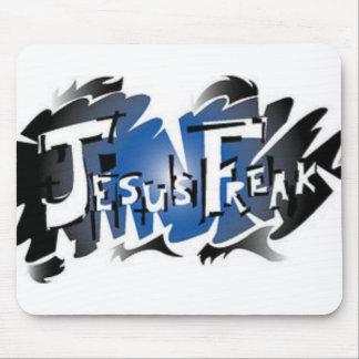 Jesus Freak - Mousepad