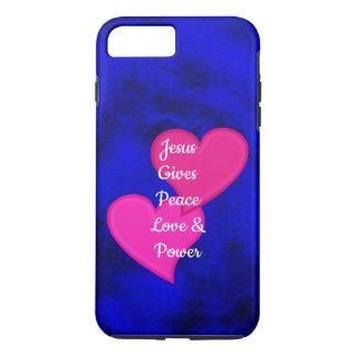 Jesus Gives Peace... - Tough Phone Case