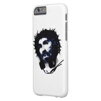 Jesus Headphones Barely There iPhone 6 Case