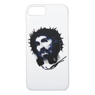Jesus Headphones iPhone 7 Case
