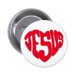 Jesus heart pin