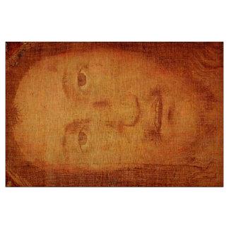 Jesus Holy Face Shroud Manoppello Linen Cloth